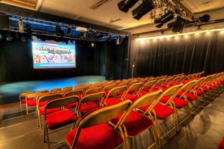 Kino im Theater Duo Fischbach